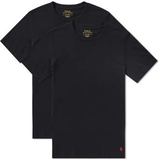 Polo Ralph Lauren Crew Base Layer Tee - 2 Pack
