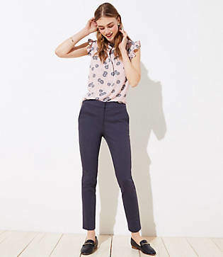 e99f9f1a98b80 LOFT Petite High Waist Skinny Ankle Pants in Marisa Fit