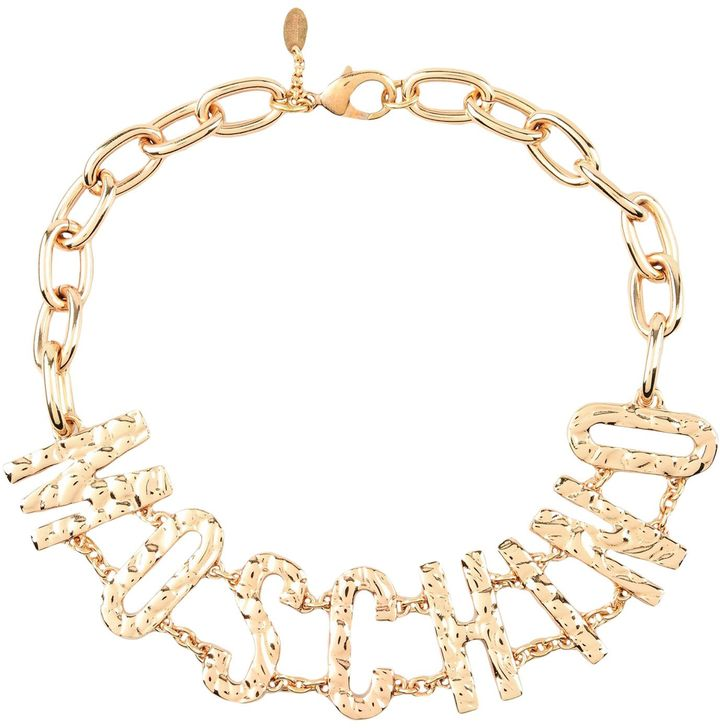 Moschino MOSCHINO COUTURE Necklaces