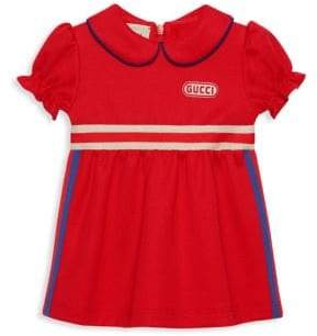Gucci Baby Girl's Peter Pan Collar Dress