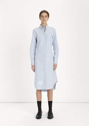 Thom Browne Classic Shirtdress $520 thestylecure.com