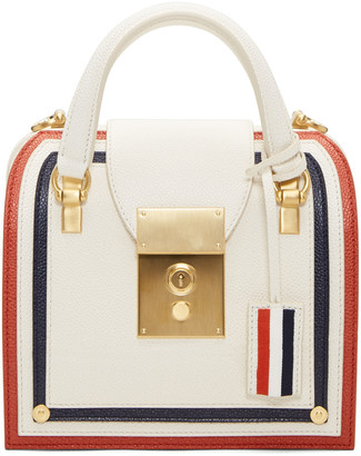 Thom Browne Tricolor Mini Mrs. Thom Bag $4,690 thestylecure.com