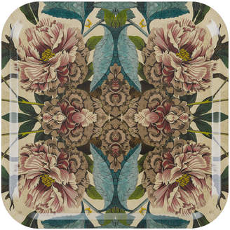 Patch NYC Avenida Home Flora Tray - Square - Peonies