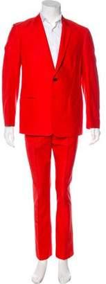 Paul Smith Notch-Lapel Two-Button Suit