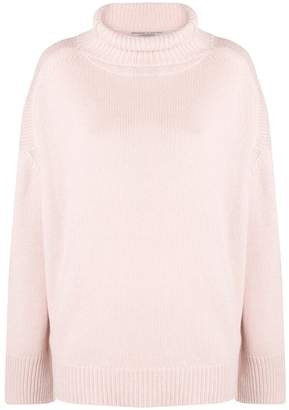Ermanno Scervino roll neck long sleeve jumper