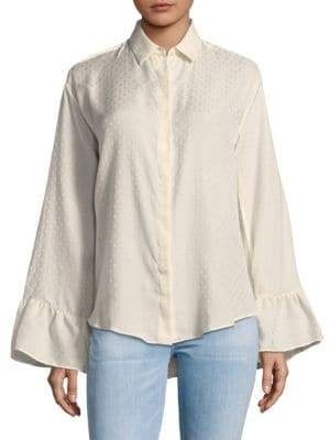 IRO Brixa Button-Down Shirt