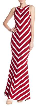 TOV Mermaid Maxi Dress