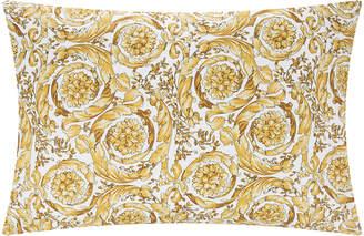 Versace Barocco 14 Pillowcase Pair - White/Gold