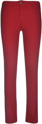 Love Moschino Cropped Skinny Jeans