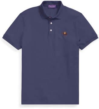 Ralph Lauren Custom Fit Piqué Polo Shirt