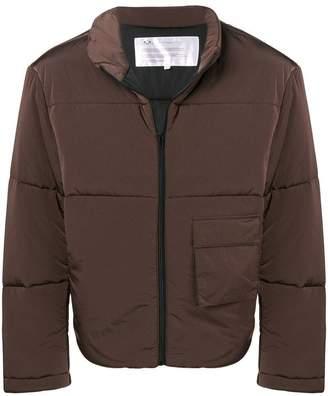 Oakley By Samuel Ross short padded jacket