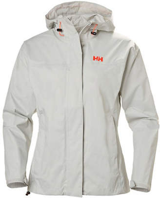 Helly Hansen Logo-Print Hooded Jacket