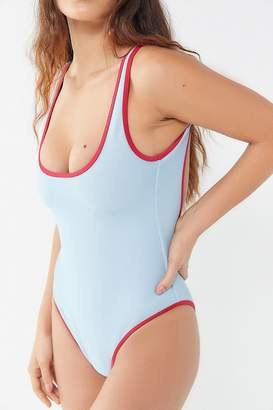 Billabong UO Exclusive Line Up Ribbed One-Piece Swimsuit