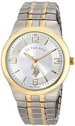 U.S. Polo Assn. Classic Men's USC80024 Two-Tone Analogue Dial Expansion Watch