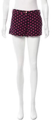 Diane von Furstenberg Miggy Corduroy Shorts