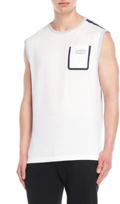 DKNY Athleisure Pocket Tank Top