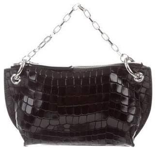 Rachel Comey Embossed Leather Satchel