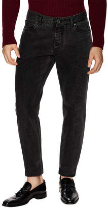 Dolce & Gabbana Faded Slim Straight Fit Pant