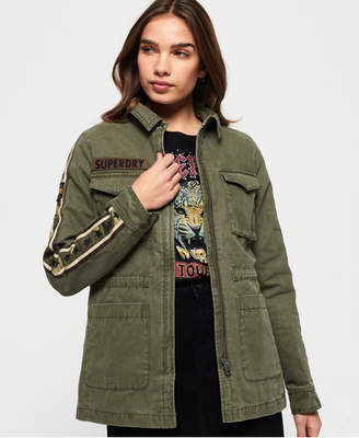 Superdry Rookie Star Shacket