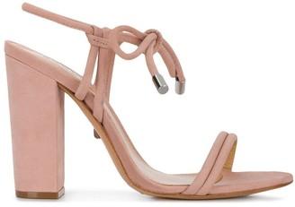Schutz corded sandal
