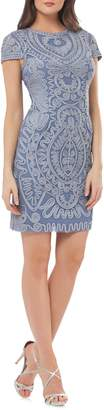 JS Collections Soutache Dress