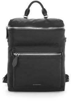 Burberry Classic Zip-Top Backpack