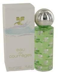 Courreges EAU DE by Eau De Toilette Spray 3.4 oz
