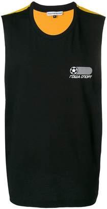 Gosha Rubchinskiy front logo T-shirt