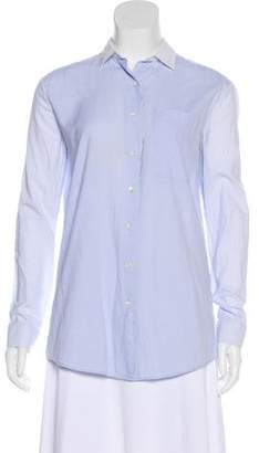 ATM Anthony Thomas Melillo Oversize Button-Up Top