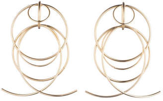 Dannijo Lyanna Statement Earrings