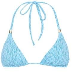 Melissa Odabash Cancun printed bikini top