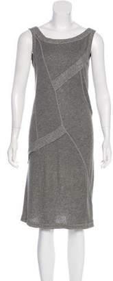 Nina Ricci Paneled Sleeveless Dress