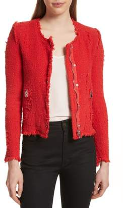 IRO 'Agnette' Tweed Jacket