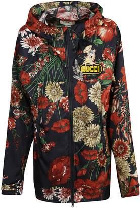 Gucci Spring Bouquet Parka