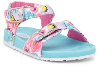 Dr. Scholl's Isla Floral Printed Sandal (Toddler & Little Kid)
