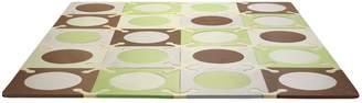 Skip Hop PlaySpot Floor Mat, /Brown, 20 Count