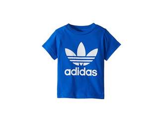 adidas Kids Trefoil Tee (Infant/Toddler)