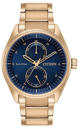 Citizen Eco-Drive Rose-Goldtone Bracelet Watch