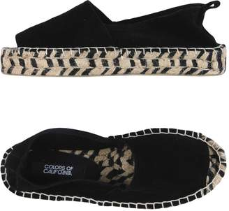 Colors of California Espadrilles - Item 11248968GA