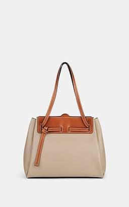 Loewe Women's Ruk Leather Bucket Bag - Perle