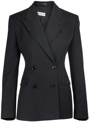 Dries Van Noten Wool-blend blazer