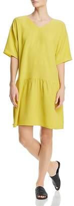 Eileen Fisher Petites Drop Waist Dress