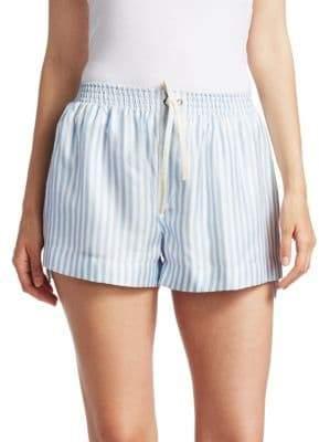 Monse Striped Boxer Shorts