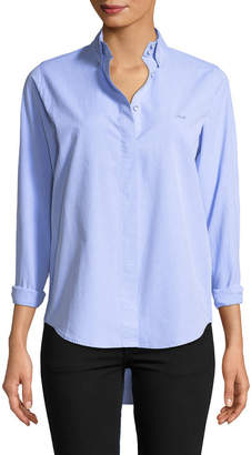 MiH Jeans Button Front Swing Shirt