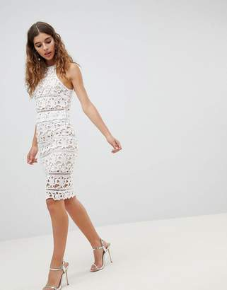 New Look Lace Skirt Co-Ord