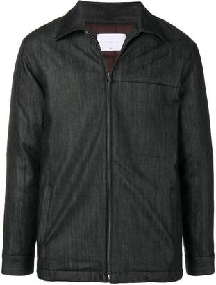 The Silted Company zipped shirt jacket