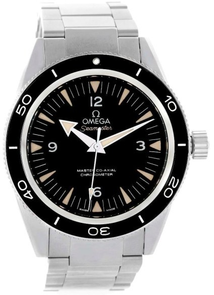 OmegaOmega Seamaster 231.10.42.21.01.001 Stainless Steel 41mm Mens Watch