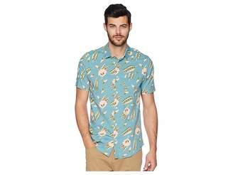 RVCA Pelletier Tropic Short Sleeve Men's Short Sleeve Pullover