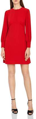 Reiss Analise Crepe Dress