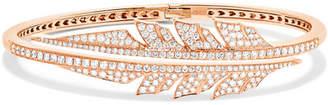 Stephen Webster Magnipheasant 18-karat Gold Diamond Bracelet - Rose gold